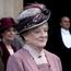 Dame Maggie Smith as Violet Crawley in Downton Abbey