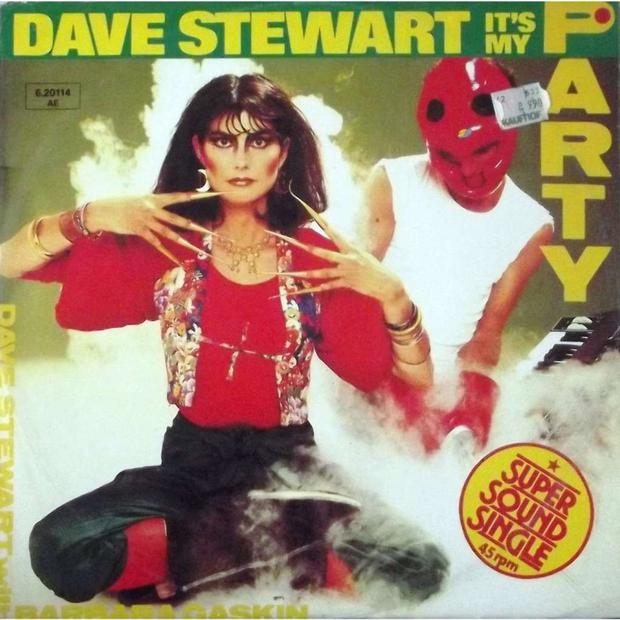 It's My Party by Dave Stewart with Barbara Gaskin