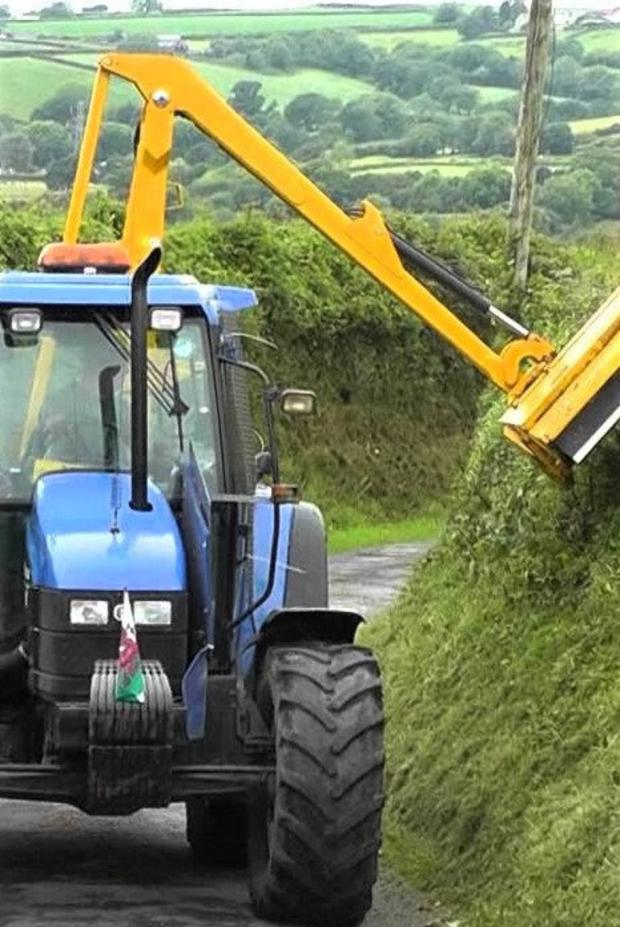 Teagasc promotes best practice in cutting hedgerows