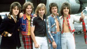'Bye Bye Baby' was one of two UK and Irish number ones for Scotland's Bay City Rollers