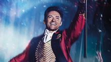 Hugh Jackman portraying P.T. Barnum in the hit movie'The Greatest Showman'