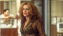 Julia Roberts in Erin Brockovich (Sunday, 5 Star,10.25pm)
