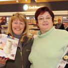 Kathleen Sheridan and Breda Carter at the opening of the new Lidl store on the Arklow Road, Gorey