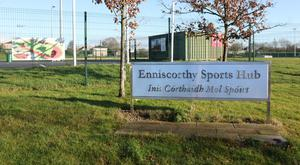Enniscorthy Sports Hub: €300,000 boost