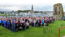 Organisers are hopeful that this year's pilgrimage will be able to go ahead as more restrictions are lifted