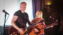 Clive Barnes and Luan Parle will perform at Wexford Arts Centre