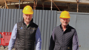 Paddy and Tommy Redmond of Redmond Construction