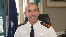 Chief Superintendent Denis Ferry