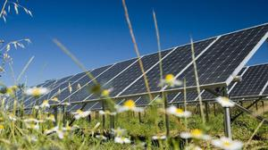 The uplift in activity has been fuelled by a drop in the price of solar technology in recent years. (stock image)