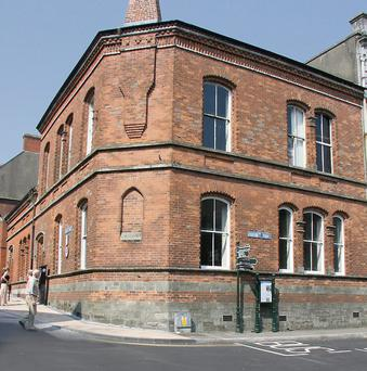 The Church Institute building in Enniscorthy.
