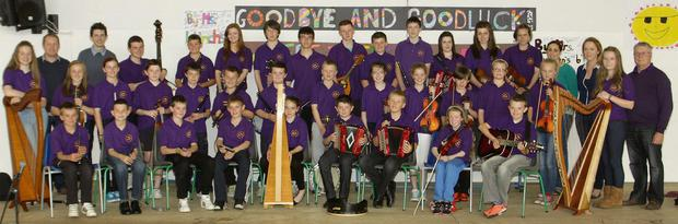 Irish musicians going for prizes at Leinster Fleadh