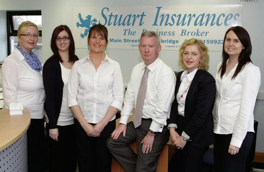 Stuart Insurances Castlebridge