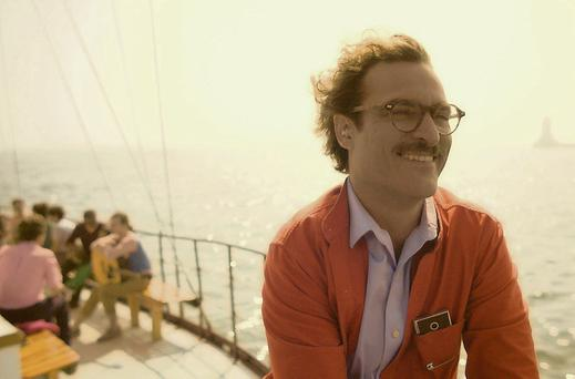 Joaquin Phoenix is extraordinary in Spike Jonze's Her.