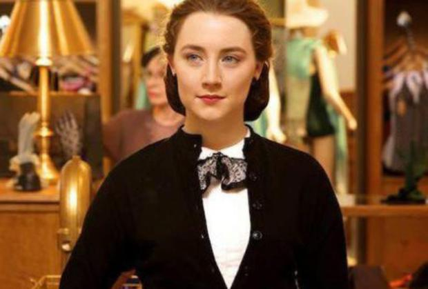 Saoirse Ronan in a still from the hit film Brooklyn