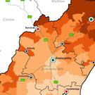 Commuting patterns in Co Wexford