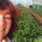 Wexford's Fiona Falconer of Wild About, who will showcase nettles as a 'super food' when she appears at the first annual Bite Food Festival in the Dublin's RDS from November 19-22