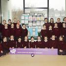 Ms Thompson's class at Bunscoil Loreto Gorey discovered that exercise does improve memory