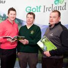 Karl Cullen, Faithlegg House, Colin Hindle, Fáilte Ireland, Austin Spratt, West Waterford GC, Thomas Brennan, Seafield Golf and Spa Hotel