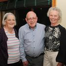 Organisers Margaret Cooper, Seán Kennedy, chairperson Eileen O'Loughlin and Carmel Byrne