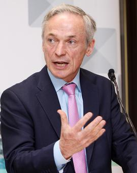 Minister for Education Richard Bruton