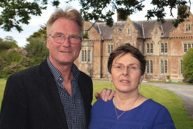Uli and Sabine Rosler reopened Wells House and Gardens to the public in July 2012