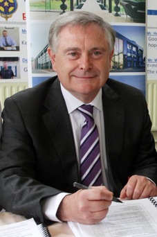 Labour Party leader Brendan Howlin