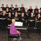 Gorey Choral Group, currently under musical director Eithne Corrigan, is celebrating its 40th anniversary this year