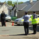 Harbour Court in Courtown was evacuated in May 2015 after explosives were found at a house in the estate