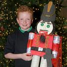 Noah Kehoe from Screen NS was the overall winner with his creation 'The Nutcracker'