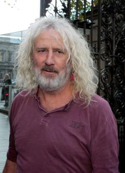 TD Mick Wallace is among the objectors to the monopole mast