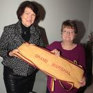 Ann Coakley with Friends chairperson Patrica Masterson
