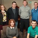 Gorey Cardiac First Responders AGM in the Loch Garman Arms; front, Helen Tobin sec. and chairman, Stephen Boland. Back, Sinead Mulcahy, John Kavanagh training officer, Michael Cullentres, Joe Brennan and vice chairman, Michelle Kehoe.