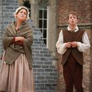 A scene from Great Expectations by Chapterhouse Theatre Company at Wells House
