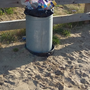 Problems with bins and rubbish around Courtown