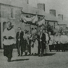 The 1925 photograph of Gorey's Pearse Street
