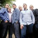 The Willoughby Brothers from Coolboy, Co Wicklow, will host a music weekend in Gorey