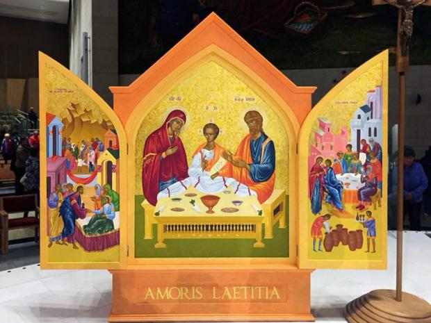 Image result for icon for world meeting of families