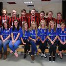 Members from Gorey Rangers who are taking part in Strictly Club Dancing semi-final in the Ashdown Park Hotel