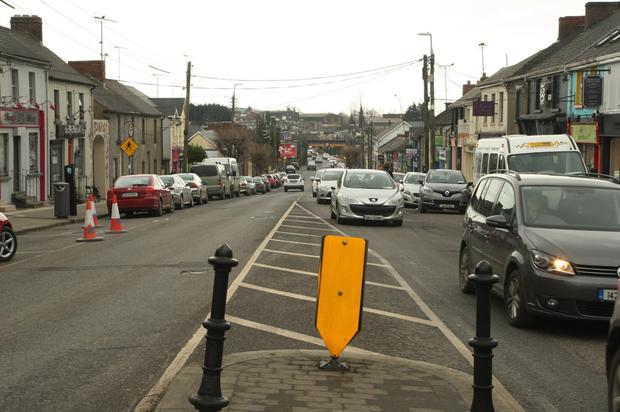 Esmonde Street in Gorey