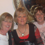 Best friends Kathryn Grant, Mary Byrne, Bernie Kirwan (finalist), Mary Sheehan and Christine O'Donovan