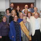 Gorey Little Theatre, led by Nancy Byrne,will be the Grand Marshal for this year's St Patrick's Day parade in Gorey