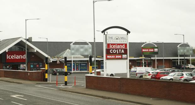 The Mill Retail Park on the Courtown Road is up for sale with a guide price of €4,3 million