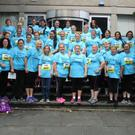 The group of Wexford Traveller women who took part in last year's Women's Mini Marathon
