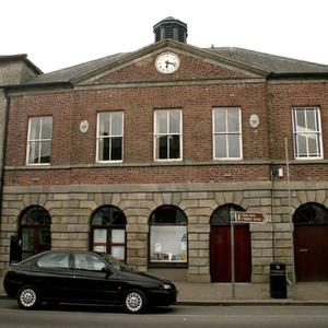 The Market House in Gorey