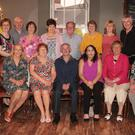 The Gorey Vocational School class of 1978 enjoying their reunion in the Coach House