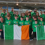 The Leinster Taekwon Do Club heading off to the International World Championships