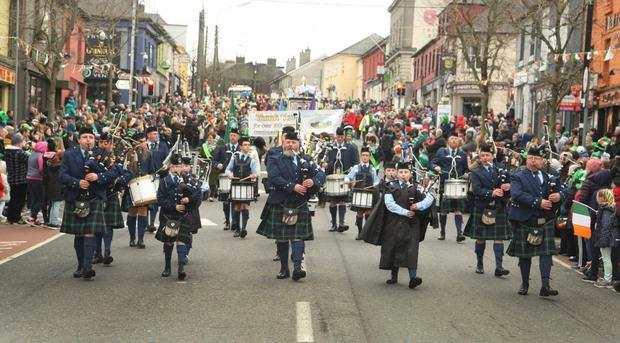The future of St Patrick's Day Parade is not looking good