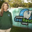 Melanie Croce, operations manager at Seal Rescue Ireland in Courtown