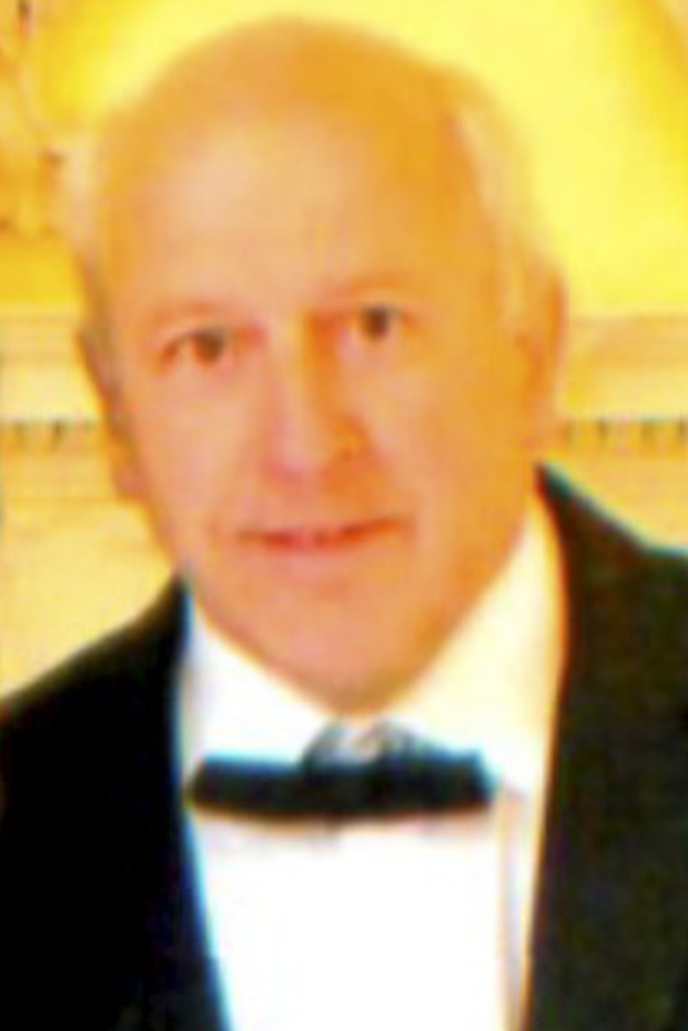 The late Robin Evans