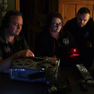 Shane Kenny, Sandra Hornick-Kenny and Andrew Kenny, from South East Paranormal Research